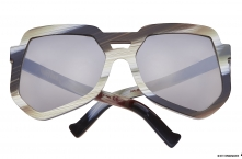 GREY ANT CLIP LARGE AVIATOR